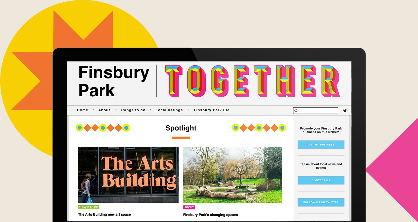Finsbury Park - Together